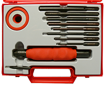 Pin punches set