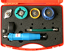 Koelsysteem tester set