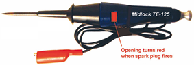 Spark plug ignition and circuit tester