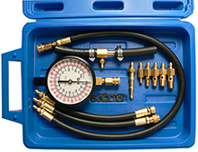 Fuel injection pressure tester